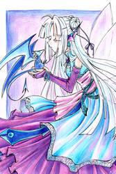 Ice Queen by careko