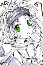 FFX: Rikku by careko
