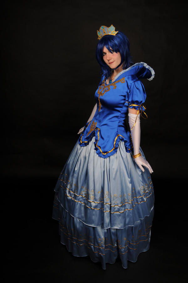 Fairytail juvia fantasia dress by careko on deviantart - Fairy tail fantasia ...