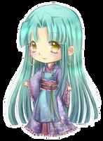 Chibi Nina by careko