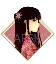 Red Washi by careko