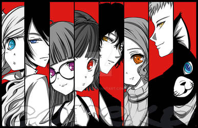 Persona5 group