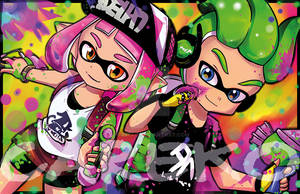 Splatoon2 Small