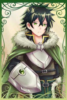 Shield Hero Naofumi