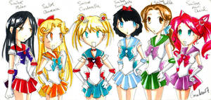 Sailor Disney 2