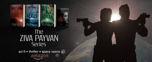 Ziva Payvan Promo Banner 1 by Fischmeister4