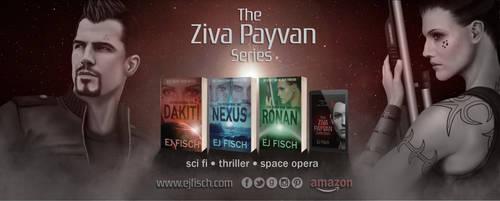 Ziva Payvan Promo Banner 2 by Fischmeister4