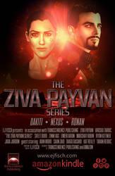 Ziva Payvan Series - Mock Movie Poster by Fischmeister4