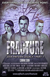 FRACTURE Mock Movie Poster 2.0 by Fischmeister4