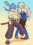 BOF IV Ryu and Nina