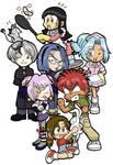 Fallen's Characters