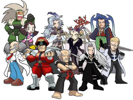 Game Villains