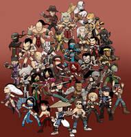 Mortal Kombat by SandikaRakhim