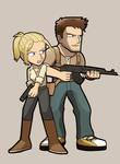 UNCHARTED Nathan and Elena