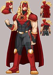 Superhero Alex