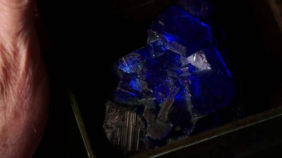 Blue Kryptonite By Jao666 On Deviantart