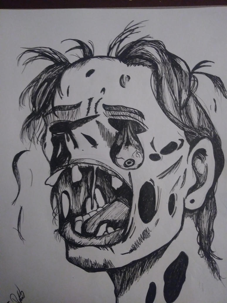 Zombie by JeremyIsHeere