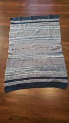 crochet Throw Blanket for BriBri.