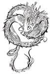 No arms dragon