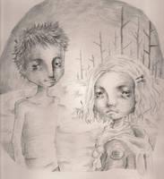 Hansel and gretel by kadjura