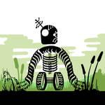swampy robot