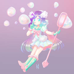 Bubble MAgical Girl