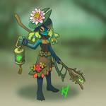 Magical Girl Swamp