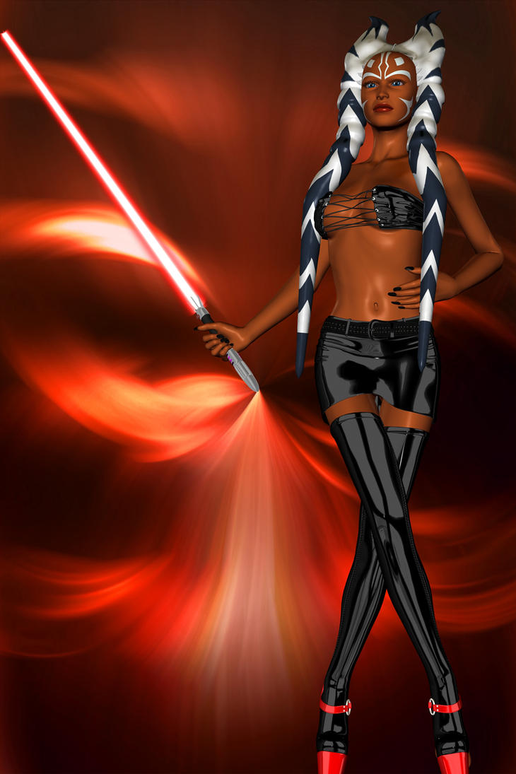 Ahsoka tano nackt hot erotic pictures