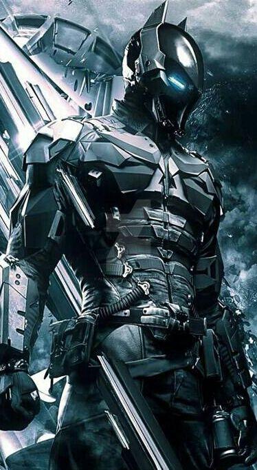 Batman mech suit by AlbinoJoker4 on DeviantArt