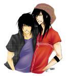 Collab - Raven boys