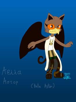 Cuphead OC- Aella