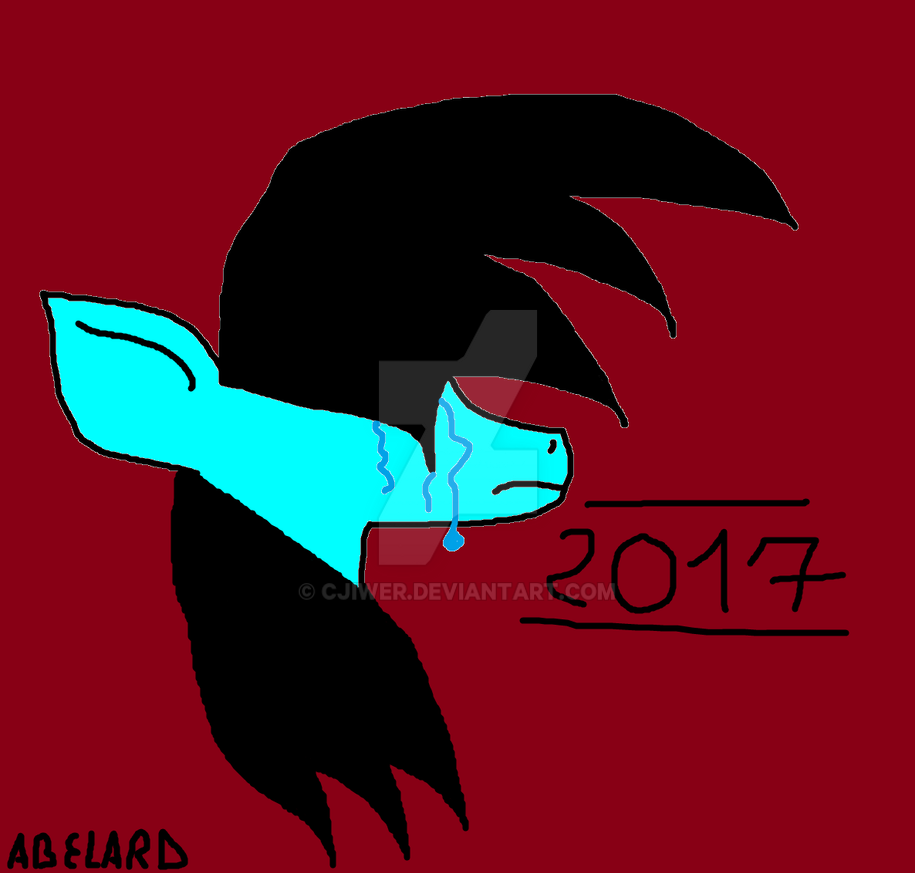 Sadness Ponysus by Cjiwer