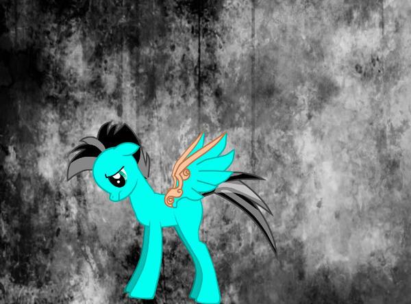 Sad Ponysus by Cjiwer