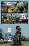 Colour Comic Series: The Walking Dead 2 by NaczosowyPoniakPL