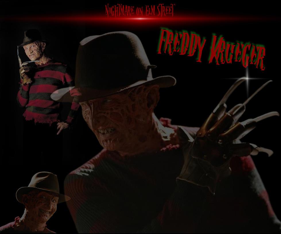 Freddy Krueger Wallpaper By Firebirdy89