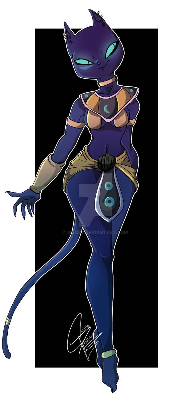 Lady Destroyer Baiji by Icecry