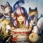 Happy Birthday Thiny!!
