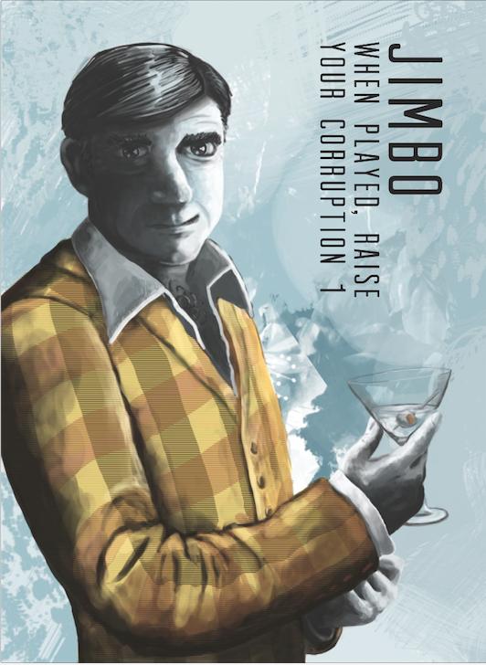 Jimbo Bondo by AndHeDrew