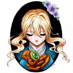09.10. Violet Evergarden