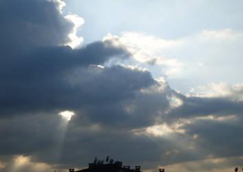 sky by melikelmas