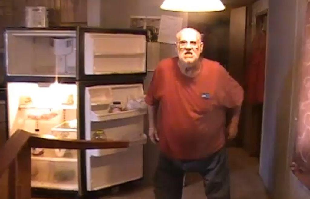 Angry Grandpa Destroys Kitchen! by MetallicaFreak86 on DeviantArt
