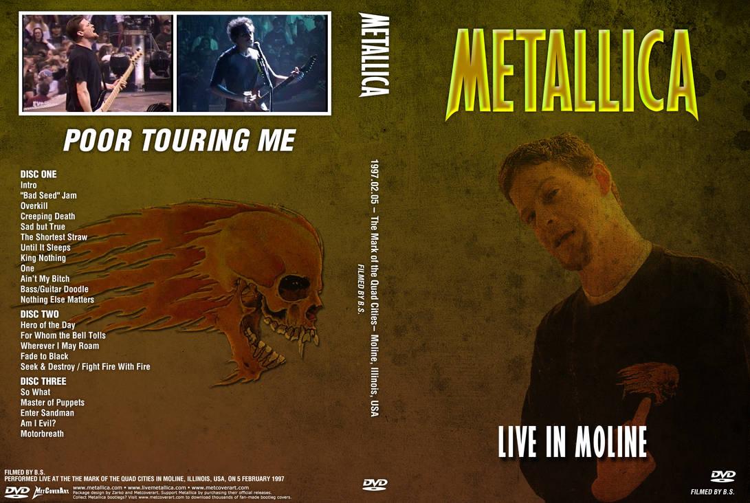 Metallica Load Era #12 P T M  (Live In Moline) by MetallicaFreak86