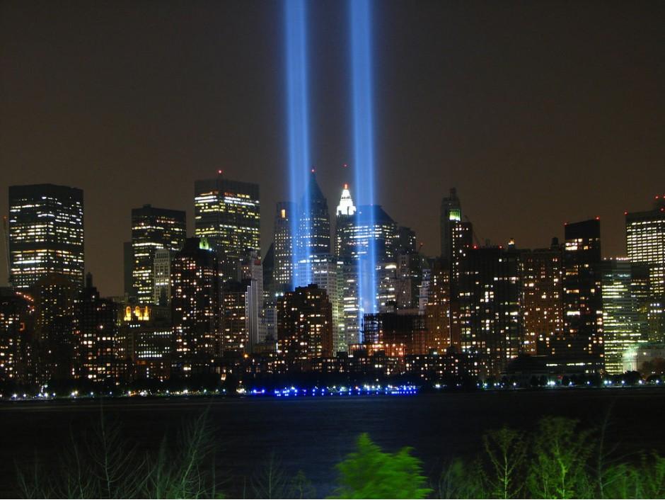 Twin Towers Memorial by MetallicaFreak86