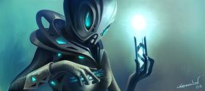 Endless Space: Hero Sophon 02 by Kryssalian