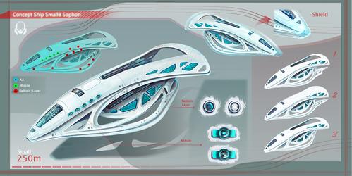 Concept Ship Sophon Small 01