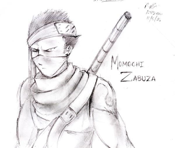 Momochi Zabuza By The-speed-demon On DeviantART