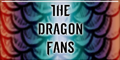 The Dragon Fans Icon by LynnTV