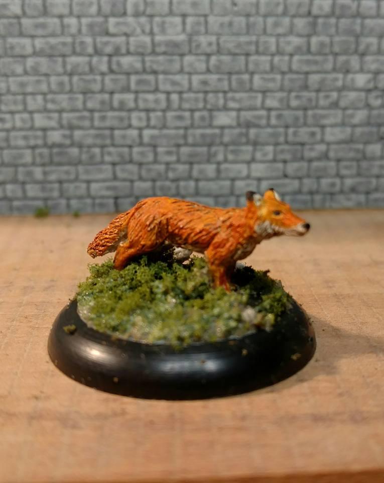 Fox by Gunderic