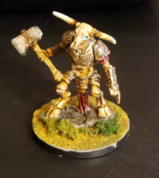 Reaper Bones, Undying Minotaur by Gunderic