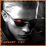 Wesker Avatar 3 by TakerTookMyToys